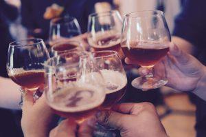 proost borstvoeding alcohol kerstmis feestdagen oud en nieuw